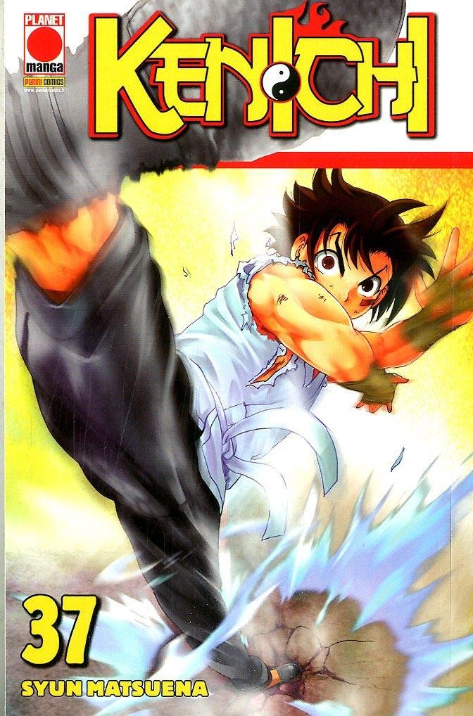 Kenichi - N° 37 - Kenichi - Planet Action Planet Manga