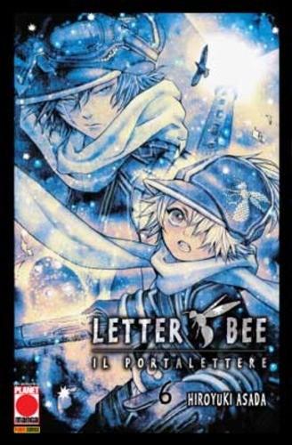 Letter Bee - N° 6 - Letter Bee - Planet Manga Planet Manga