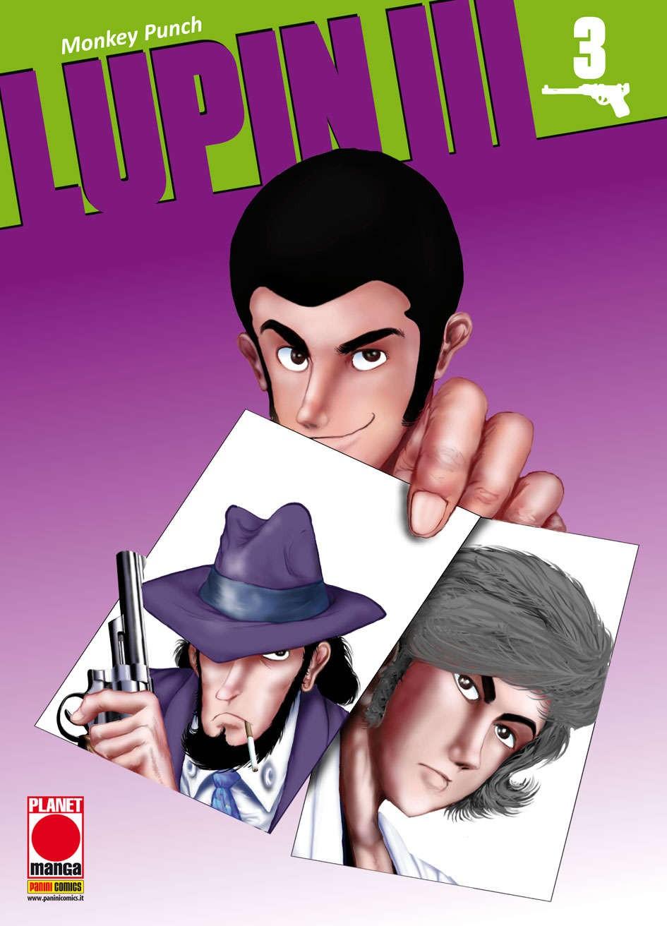 Lupin Iii - N° 3 - Lupin 3 - Planet Manga