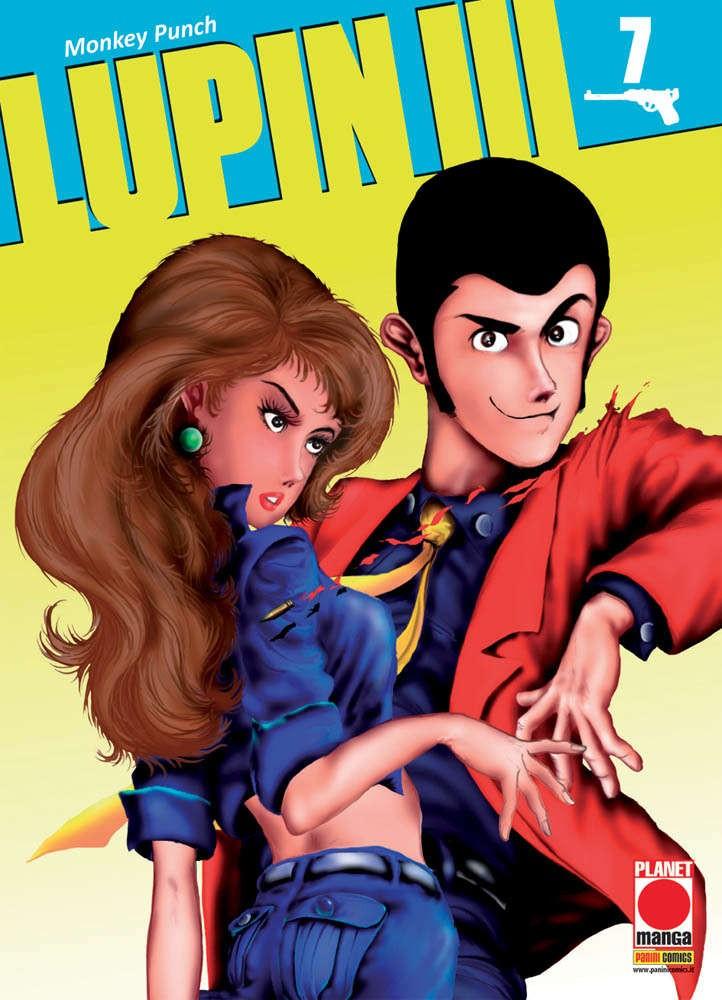 Lupin Iii - N° 7 - Lupin 7 - Planet Manga