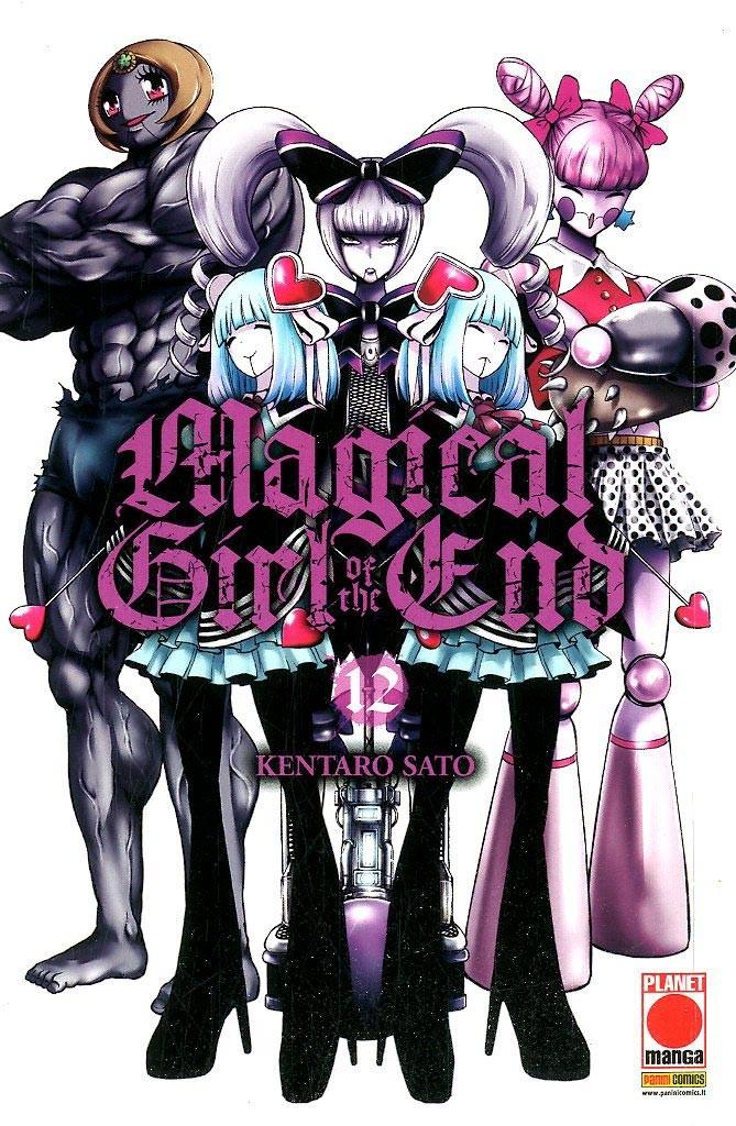 Magical Girl Of The End (M16) - N° 12 - Magical Girl Of The End - Akuma Planet Manga