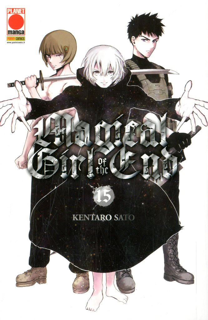 Magical Girl Of The End (M16) - N° 15 - Magical Girl Of The End - Akuma Planet Manga