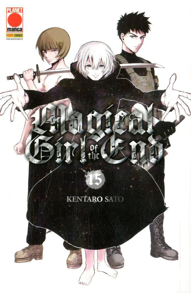 Magical Girl Of The End (M16) - N° 15 - Magical Girl Of The End - Akuma Planet Manga