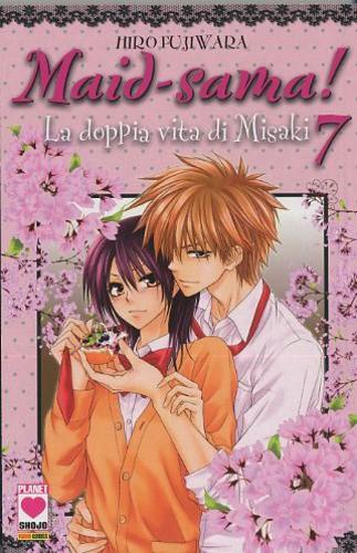 Maid-Sama! - N° 7 - La Doppia Vita Misaki (M18) - Manga Kiss Planet Manga