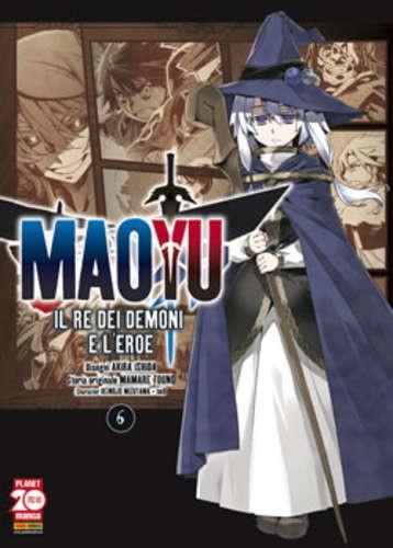 Maoyu (M18) - N° 6 - Il Re Dei Demoni E L'Eroe - Manga Icon Planet Manga