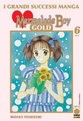 Marmalade Boy Gold - N° 6 - Marmalade Boy Gold - Planet Manga
