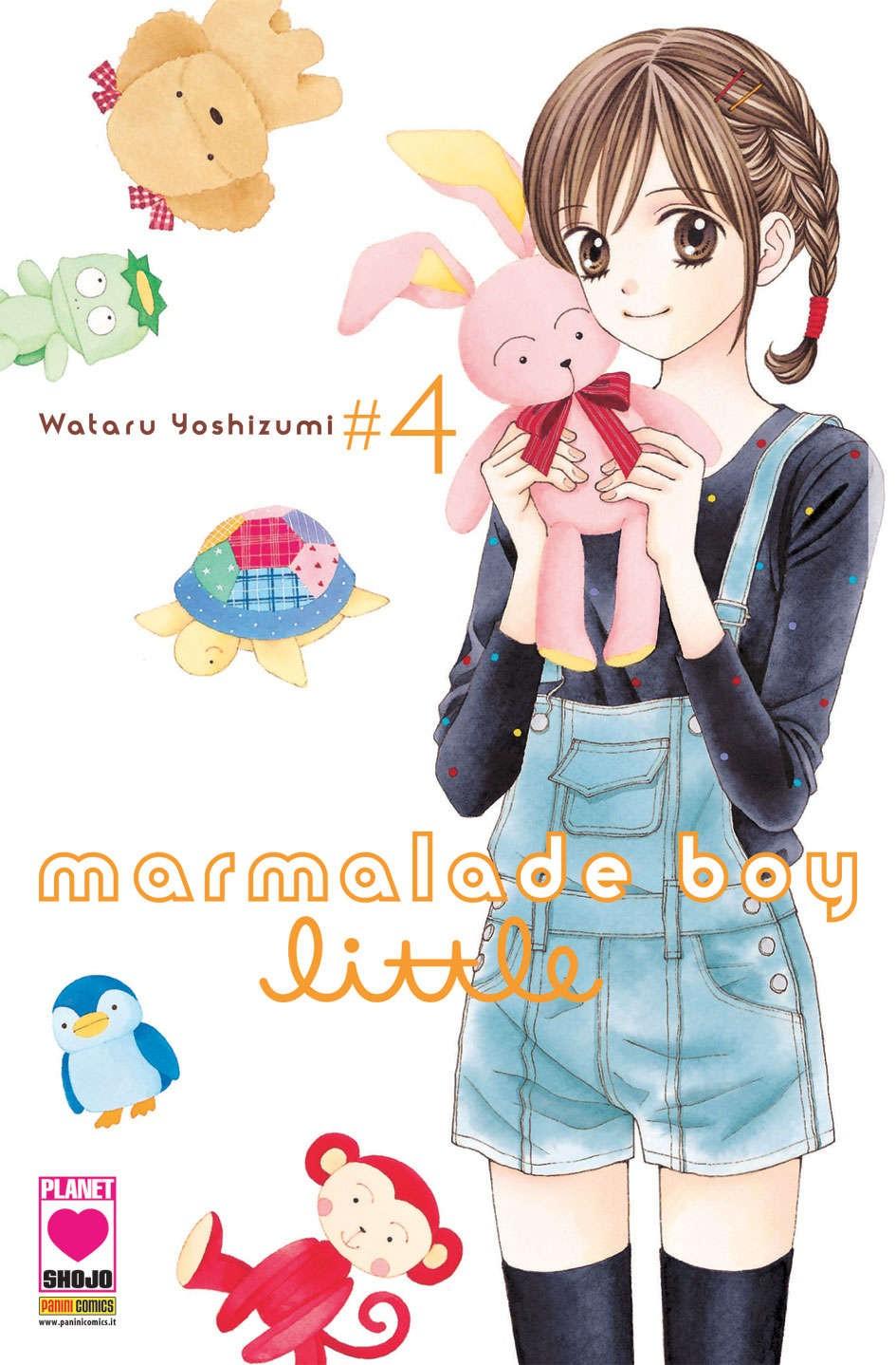 Marmalade Boy Little - N° 4 - Marmalade Boy Little - Manga Rainbow Planet Manga