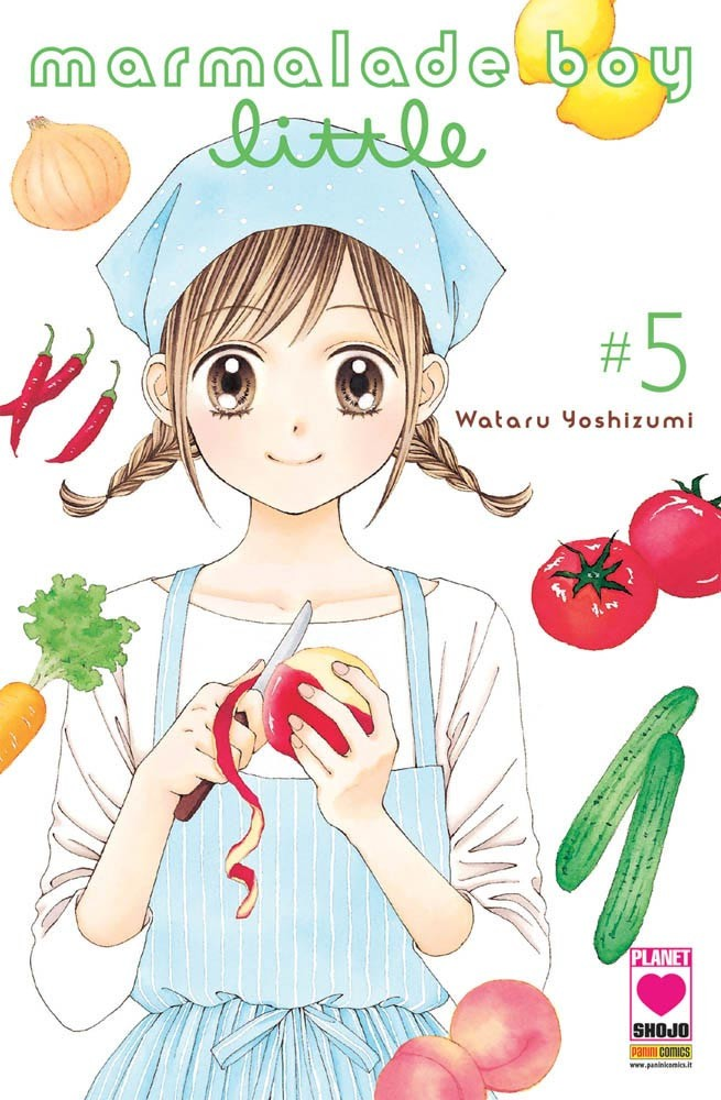 Marmalade Boy Little - N° 5 - Manga Rainbow 5 - Planet Manga