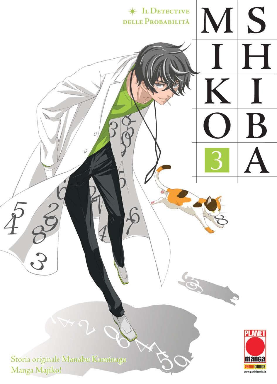 Mikoshiba - N° 3 - Detective Delle Probabilita' - Manga Mystery Planet Manga