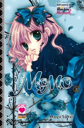 Momo - N° 2 - Momo (M7) - Collana Planet Planet Manga