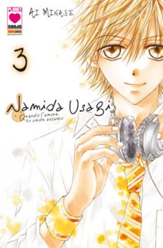 Namida Usagi - N° 3 - Quando L'Amore Ti Siede Accant0 - Planet Pink Planet Manga