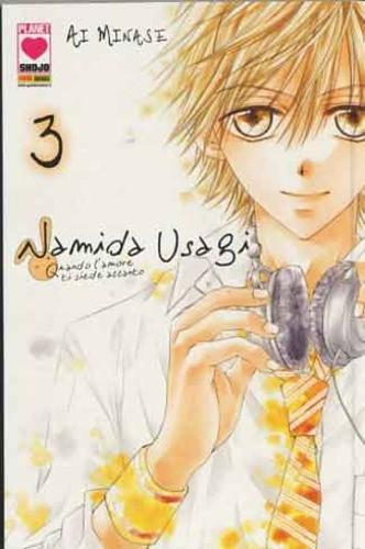Namida Usagi - N° 4 - Quando L'Amore Ti Siede Accant0 - Planet Pink Planet Manga