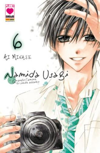 Namida Usagi - N° 6 - Quando L'Amore Ti Siede Accant0 - Planet Pink Planet Manga