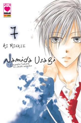 Namida Usagi - N° 7 - Quando L'Amore Ti Siede Accant0 - Planet Pink Planet Manga