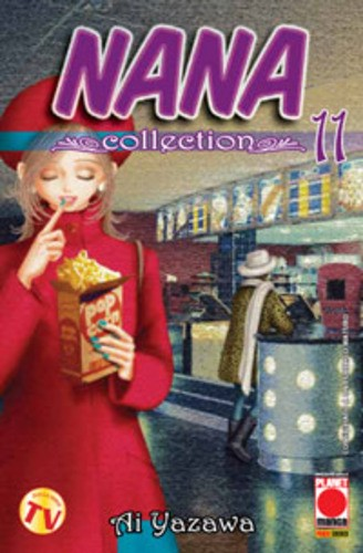 Nana Collection - N° 11 - Nana Collection 11 - Planet Manga