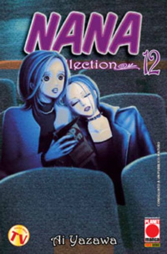 Nana Collection - N° 12 - Nana Collection - Planet Manga