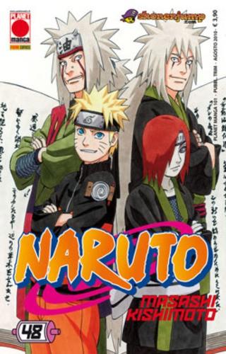 Naruto - N° 48 - Naruto - Planet Manga Planet Manga