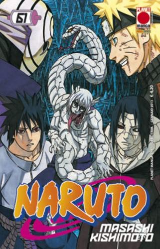 Naruto - N° 61 - Naruto - Planet Manga Planet Manga