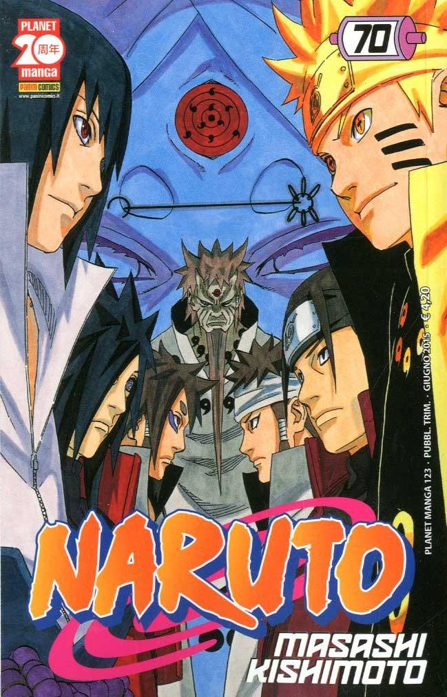 Naruto - N° 70 - Naruto - Planet Manga Planet Manga