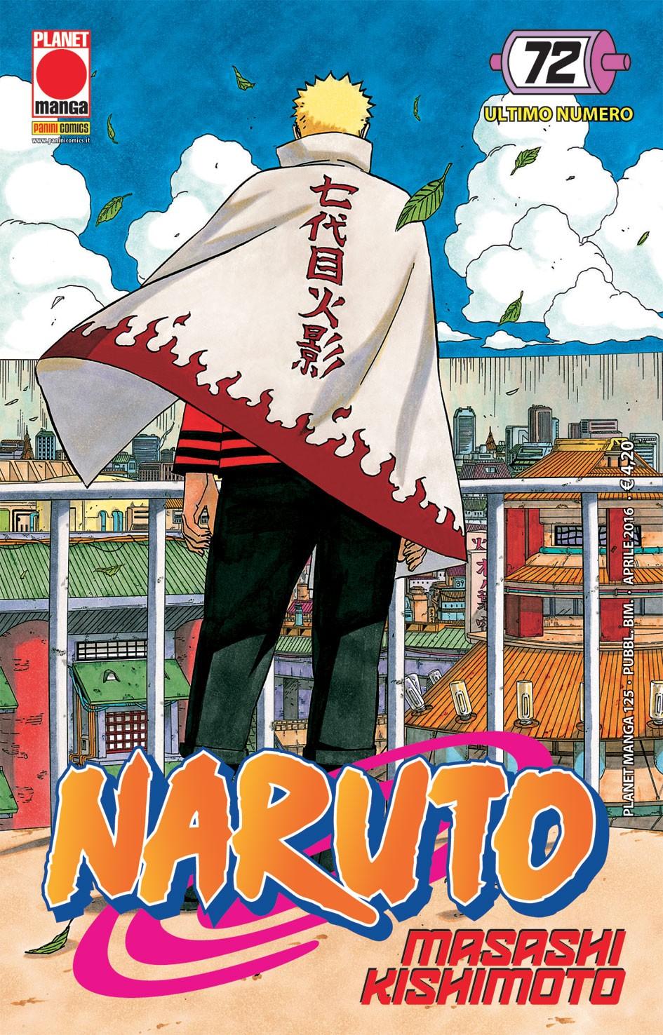 Naruto - N° 72 - Naruto - Planet Manga Planet Manga