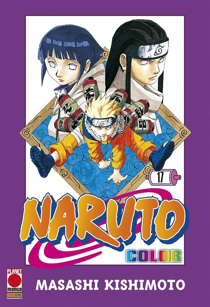 Naruto Color - N° 17 - Naruto Color - Planet Manga