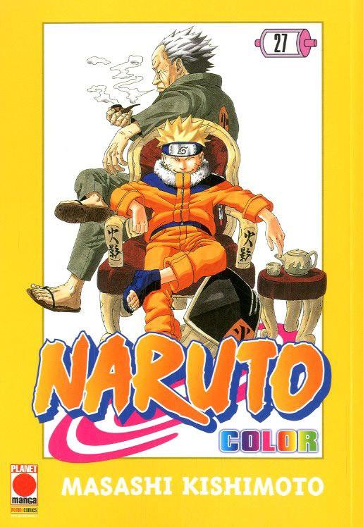 Naruto Color - N° 27 - Naruto Color - Planet Manga