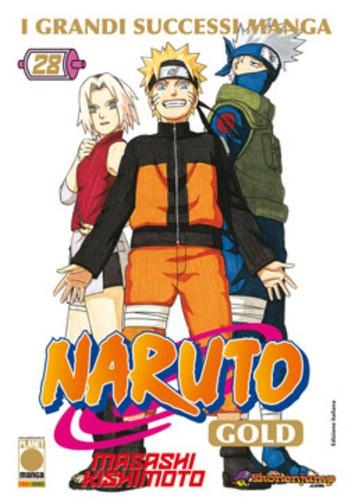 Naruto Gold - N° 28 - Naruto Gold - Planet Manga