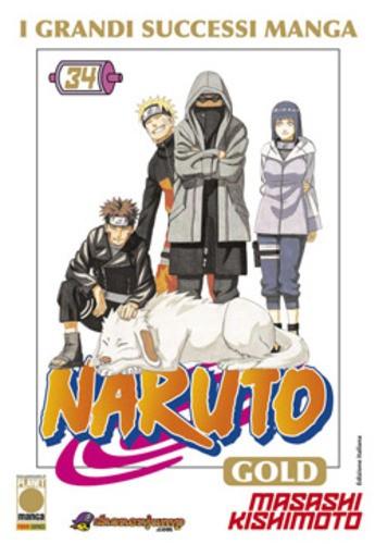 Naruto Gold - N° 34 - Naruto Gold - Planet Manga