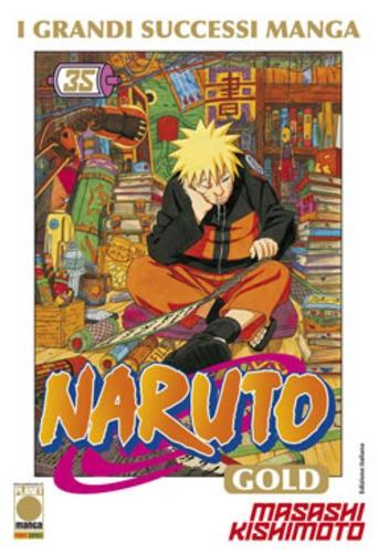 Naruto Gold - N° 35 - Naruto Gold - Planet Manga