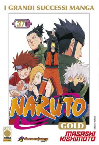Naruto Gold - N° 37 - Naruto Gold - Planet Manga