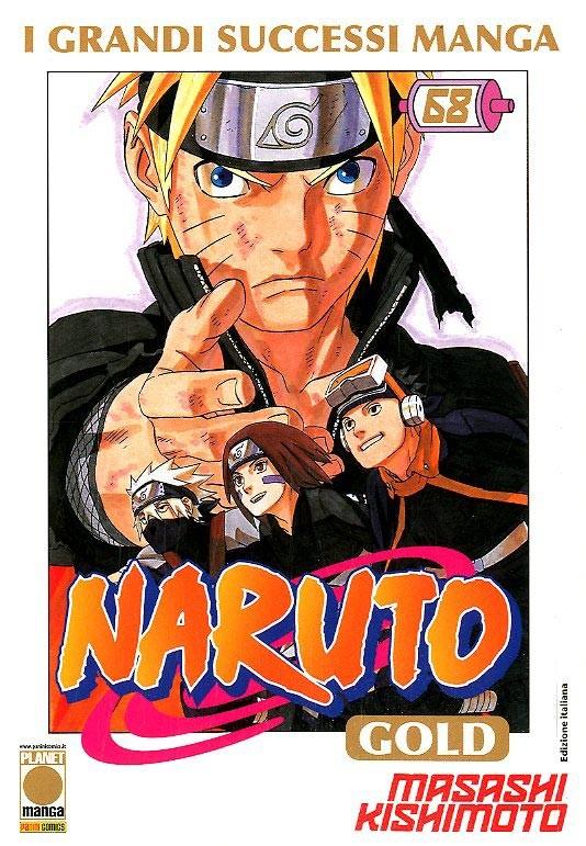 Naruto Gold - N° 68 - Naruto Gold - Planet Manga