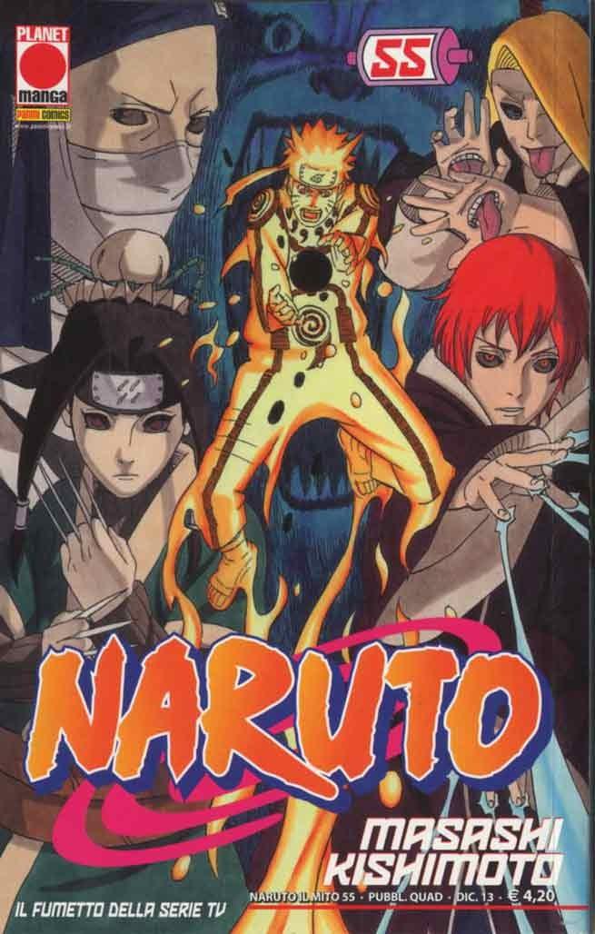 Naruto Il Mito - N° 55 - Naruto Il Mito - Planet Manga
