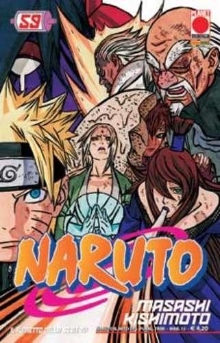 Naruto Il Mito - N° 59 - Naruto Il Mito - Planet Manga