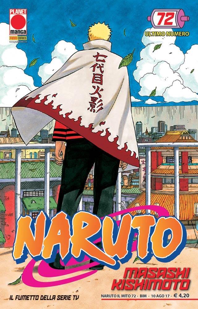 Naruto Il Mito - N° 72 - Naruto Il Mito - Planet Manga