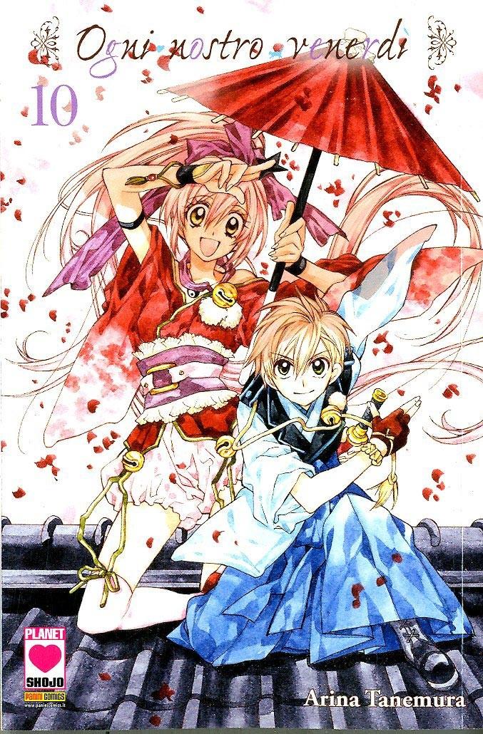 Ogni Nostro Venerdi' (M11) - N° 10 - Ogni Nostro Venerdi' - Manga Moon Planet Manga