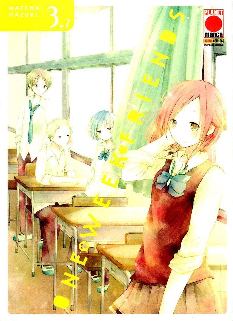 One Week Friends - N° 3 - One Week Friends (M7) - Planet Ai Planet Manga