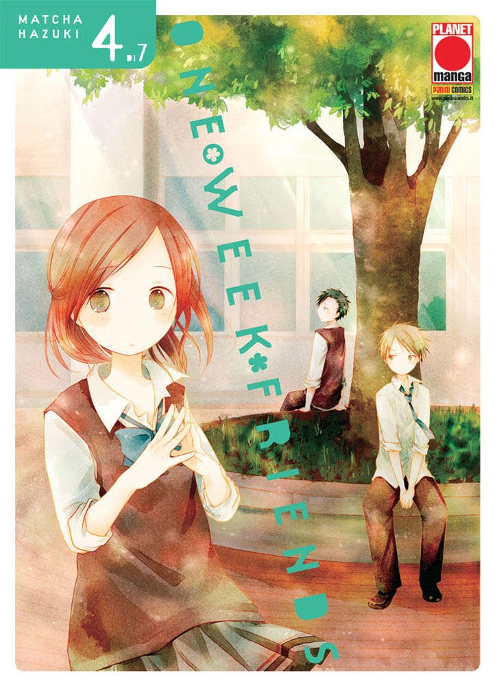 One Week Friends - N° 4 - One Week Friends (M7) - Planet Ai Planet Manga