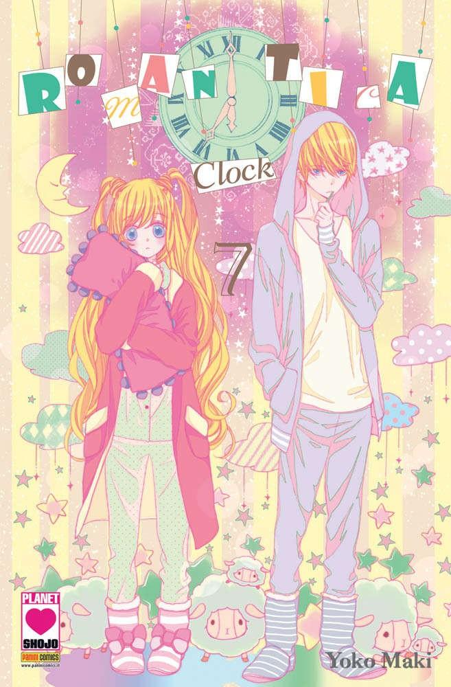 Romantica Clock - N° 7 - Romantica Clock - Yume Planet Manga