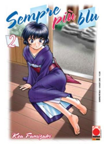 Sempre Piu Blu - N° 2 - Sempre Piu Blu (M18) 2 - Planet Manga