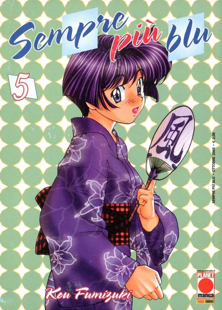 Sempre Piu Blu - N° 5 - Sempre Piu Blu (M18) 5 - Planet Manga