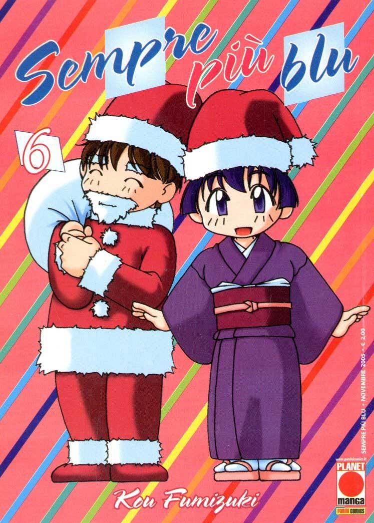 Sempre Piu Blu - N° 6 - Sempre Piu Blu (M18) 6 - Planet Manga