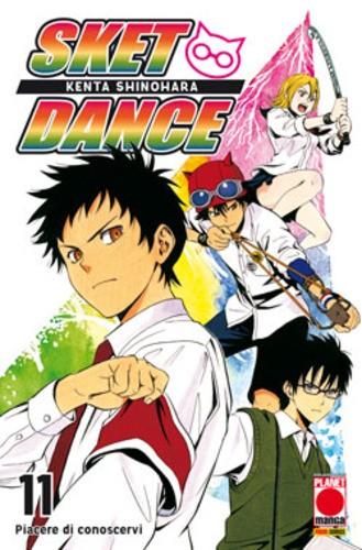 Sket Dance - N° 11 - Sket Dance (M32) - Planet Manga