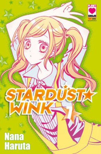 Stardust Wink - N° 7 - Stardust Wink (M11) - Manga Dream Planet Manga