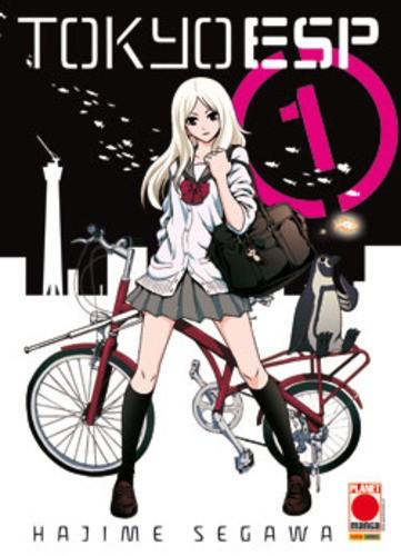Tokyo Esp - N° 1 - Tokyo Esp (M15) - Manga Universe Planet Manga