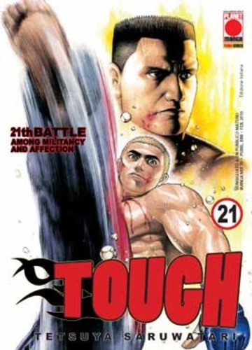 Tough - N° 21 - Tough - Manga Mix Planet Manga