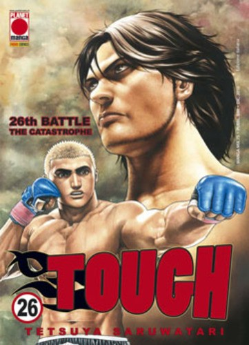 Tough - N° 26 - Tough - Manga Mix Planet Manga