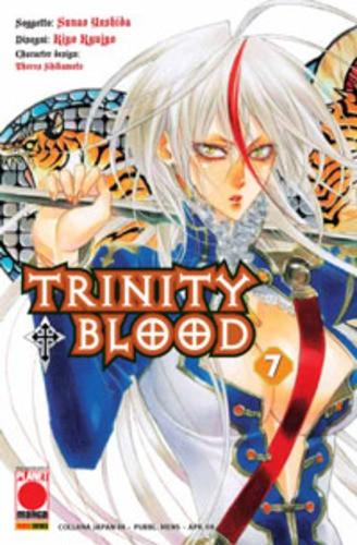 Trinity Blood - N° 7 - Trinity Blood - Collana Japan Planet Manga