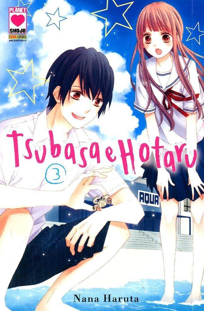 Tsubasa E Hotaru (M11) - N° 3 - Tsubasa E Hotaru - Manga Angel Planet Manga