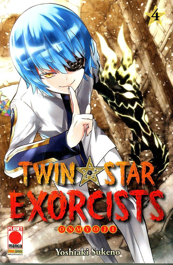 Twin Star Exorcists - N° 4 - Twin Star Exorcists - Manga Rock Planet Manga