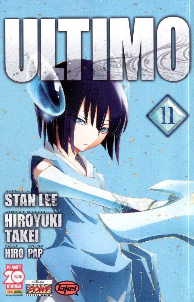 Ultimo - N° 11 - Ultimo - Manga Storie Nuova Serie Planet Manga